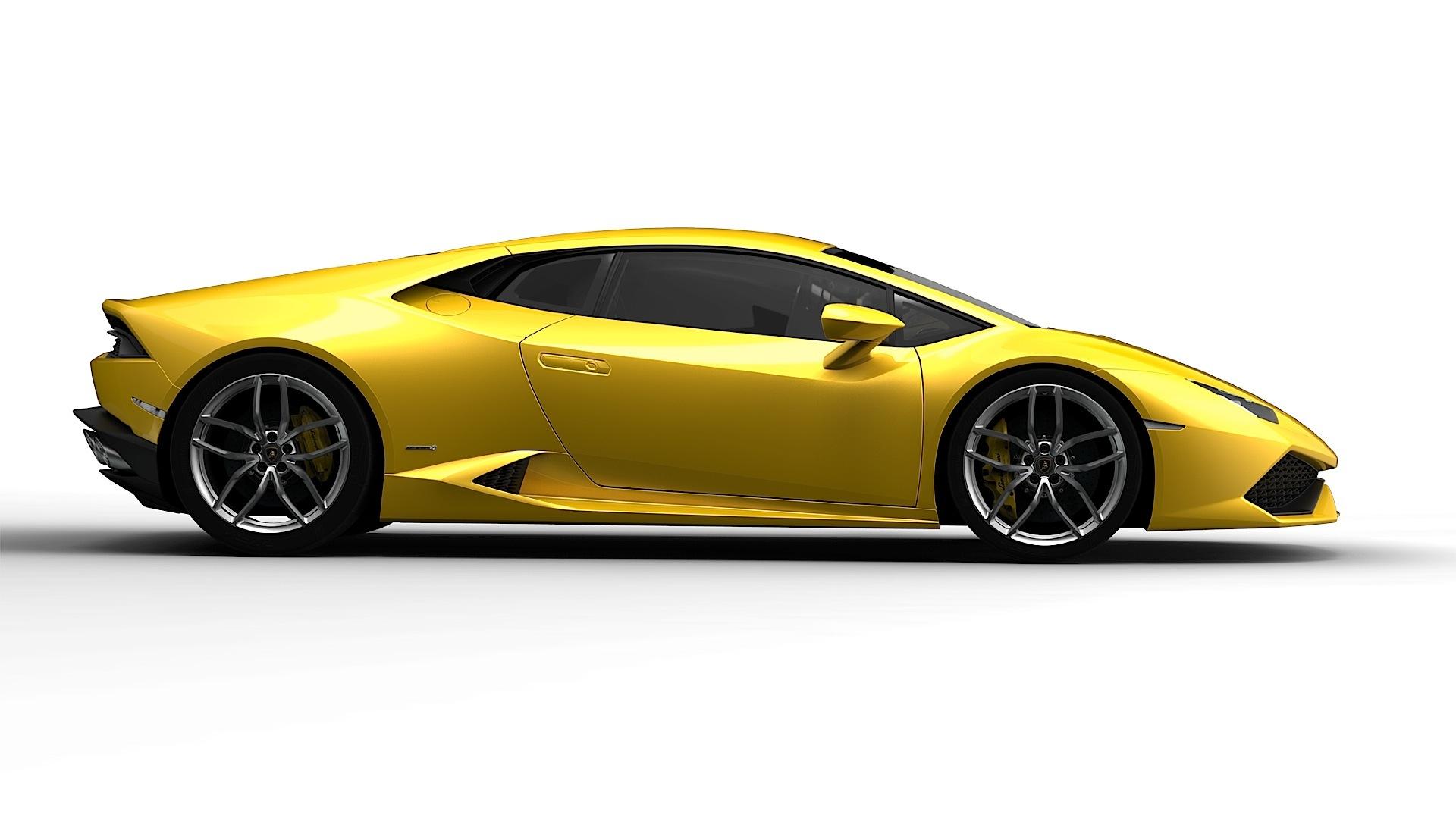 Lamborghini Huracan: новый хит от неугомонных болонцев