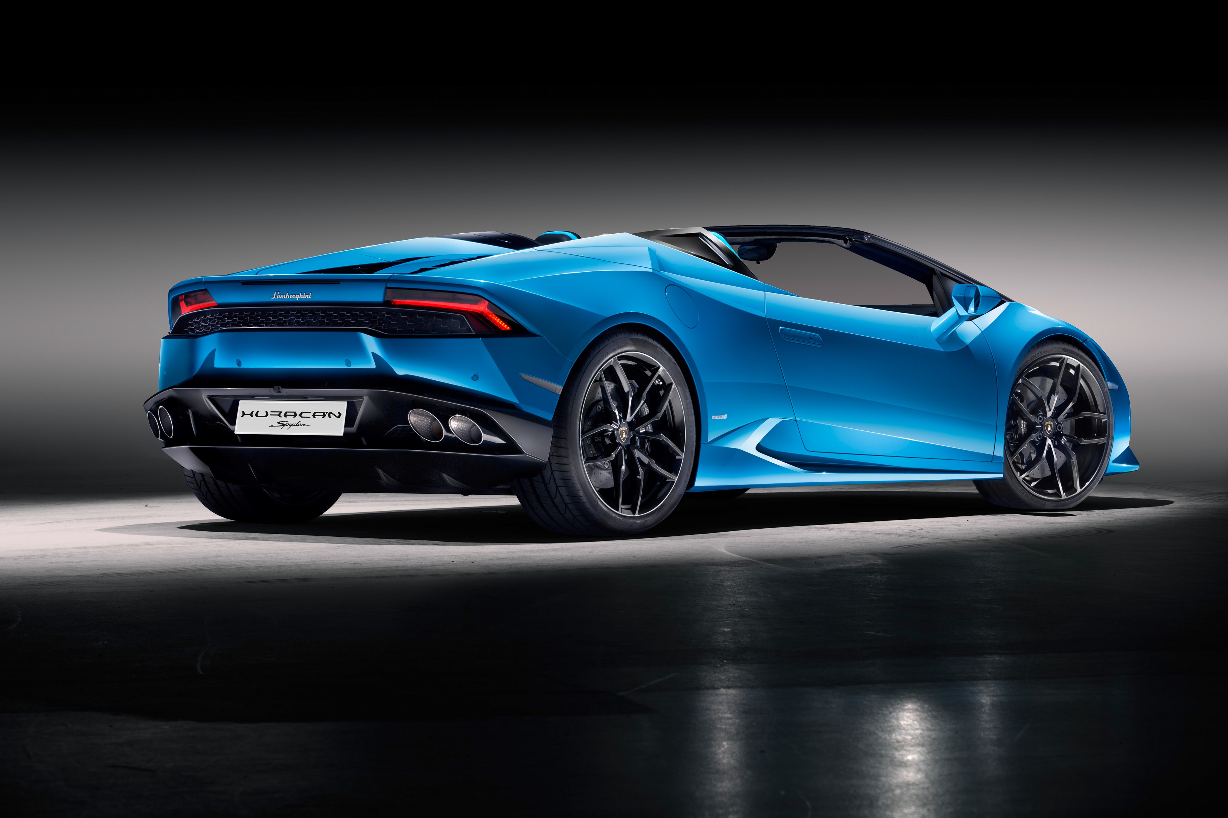 lamborghini huracan lp610 4 spyder 2015 2016 autoevolution. Black Bedroom Furniture Sets. Home Design Ideas