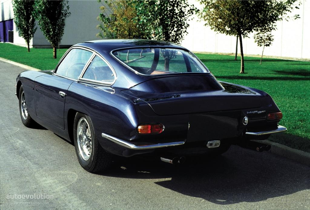 LAMBORGHINI 400 GT specs - 1965, 1966, 1967, 1968 - autoevolution