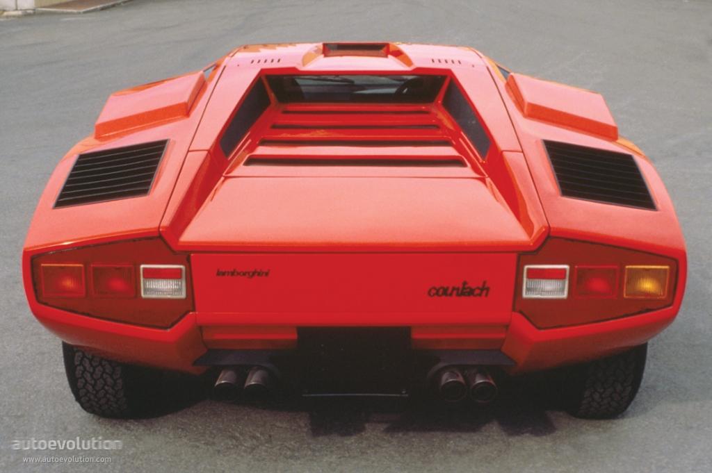 Lamborghini Countach Rear Tire Size Autoblog