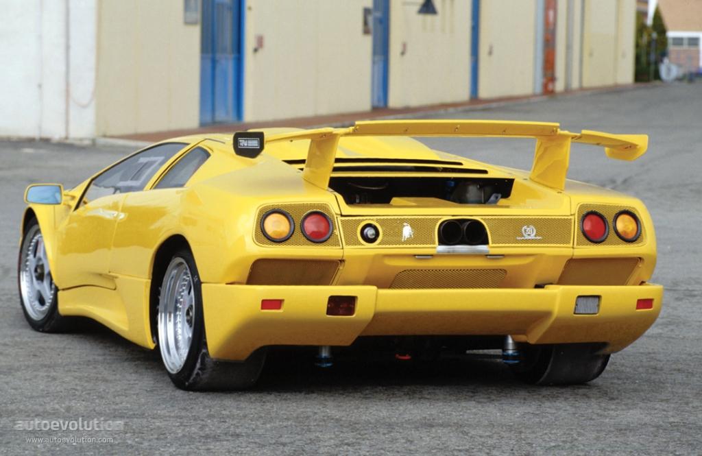 Lamborghini Diablo Se 30 Quot Jota Quot Specs 1995 Autoevolution