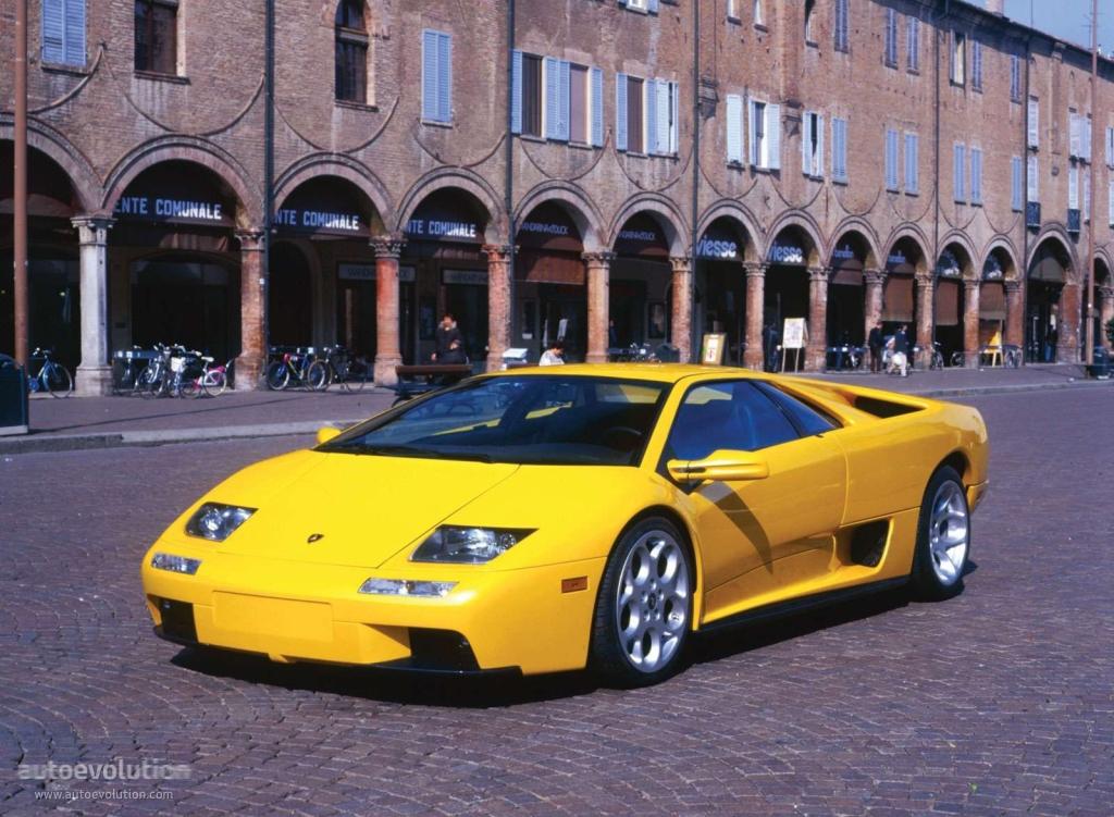 Lamborghini Diablo Vt 6 0 Specs 2000 2001 Autoevolution