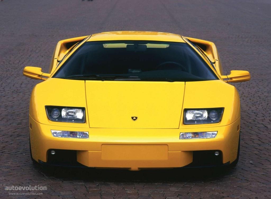 Lamborghini Diablo Vt 6 0 Specs Amp Photos 2000 2001