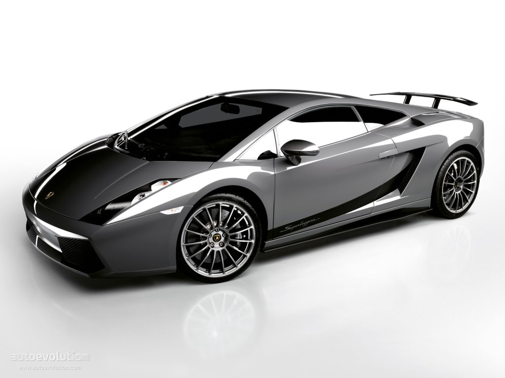 LAMBORGHINI Gallardo Superleggera (2007   2008) ...