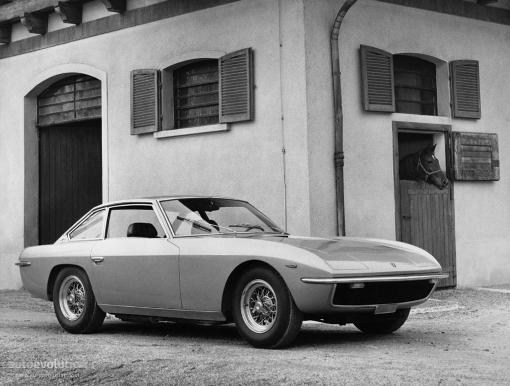 Lamborghini Islero Specs Photos 1968 1969 Autoevolution