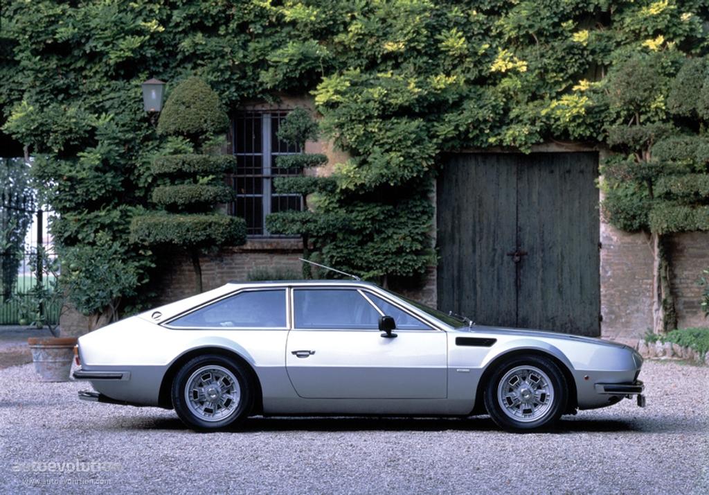 Lamborghini Jarama 1970 1971 1972 1973 1974 1975