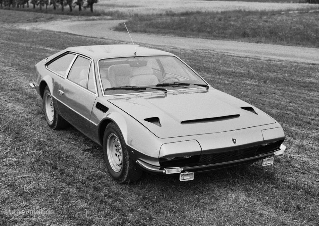 Lamborghini Jarama Specs 1970 1971 1972 1973 1974