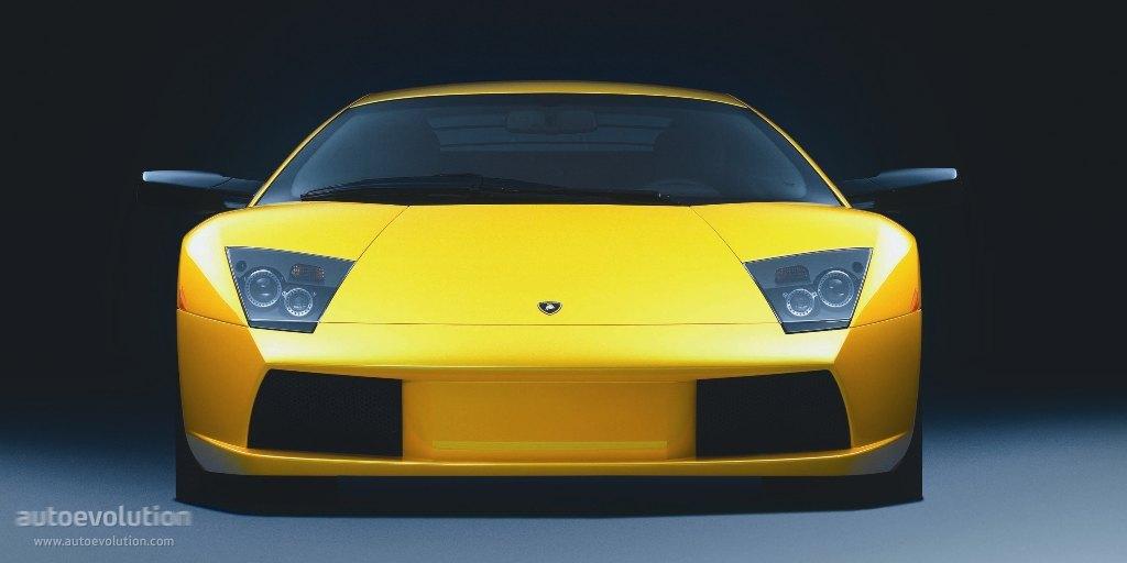 Lamborghini Murcielago 2001 2002 2003 2004 2005 2006 Autoevolution