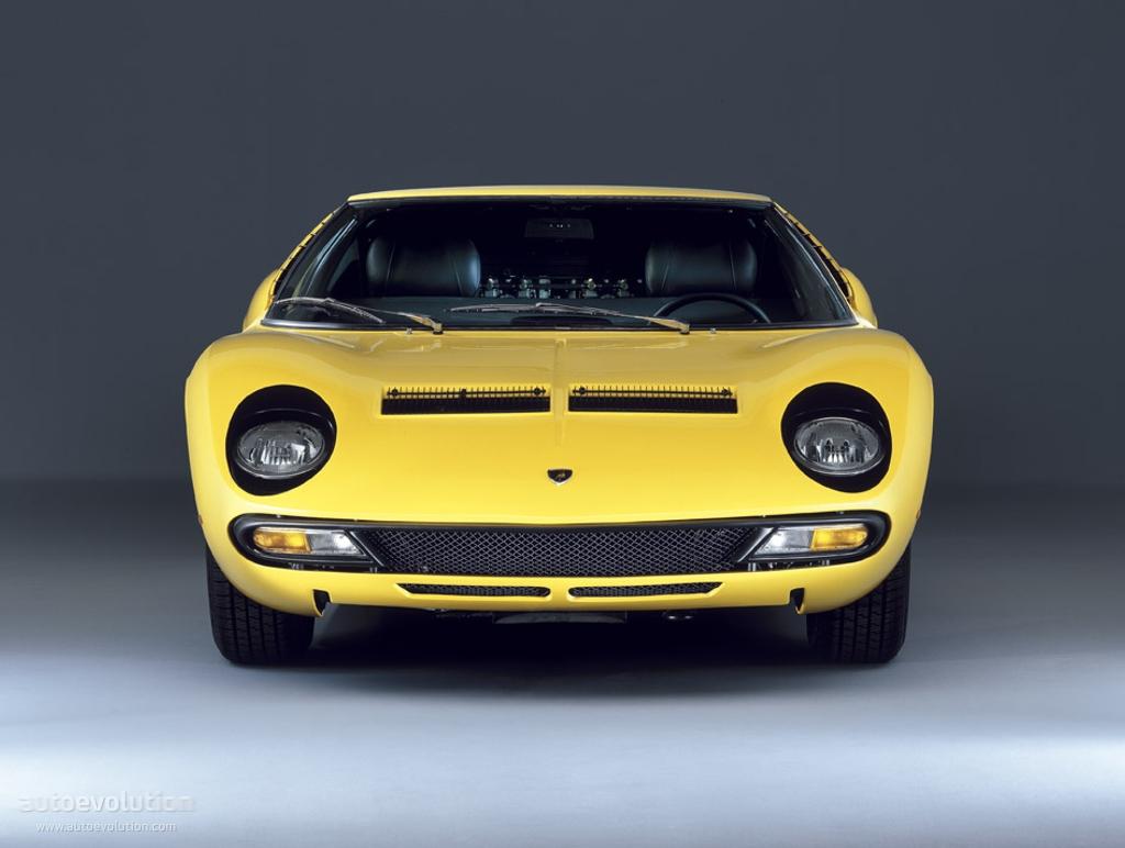 Lamborghini Miura Specs Photos 1966 1967 1968 1969 1970