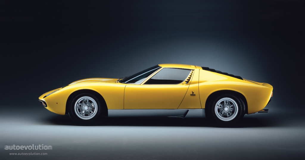 Image Result For  Lamborghini Miura P Sv