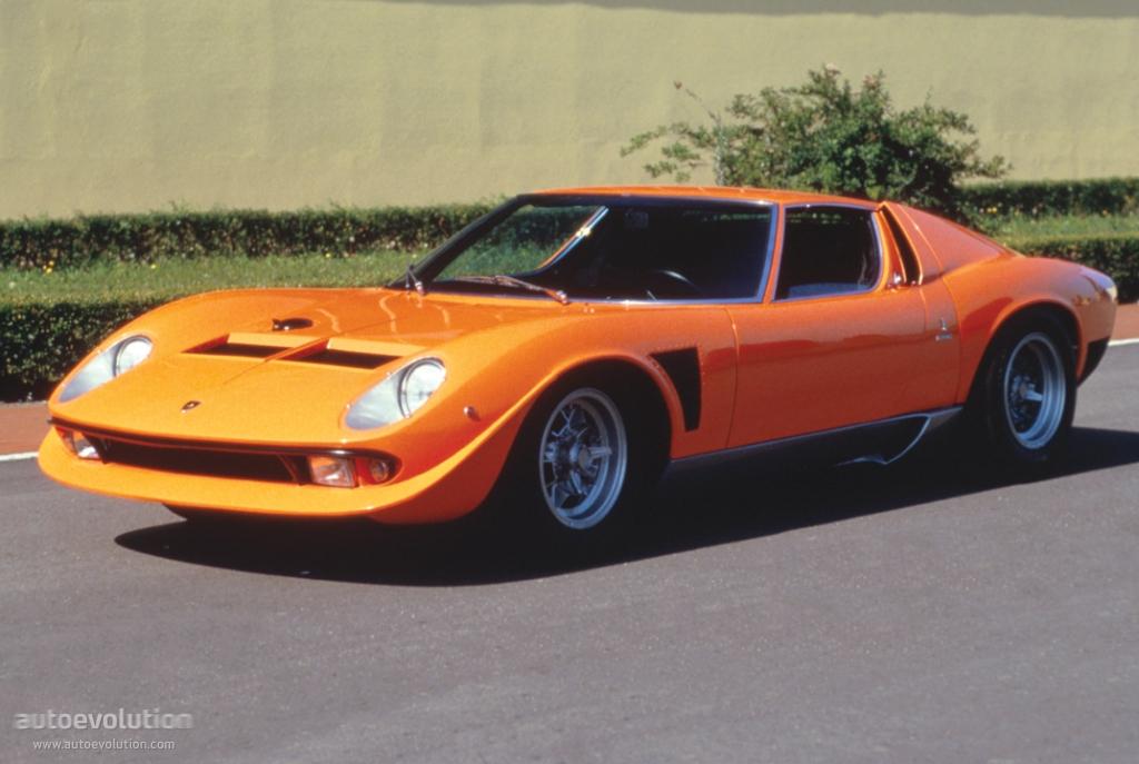Lamborghini Miura Svj Specs Photos 1971 1972 1973 1974 1975