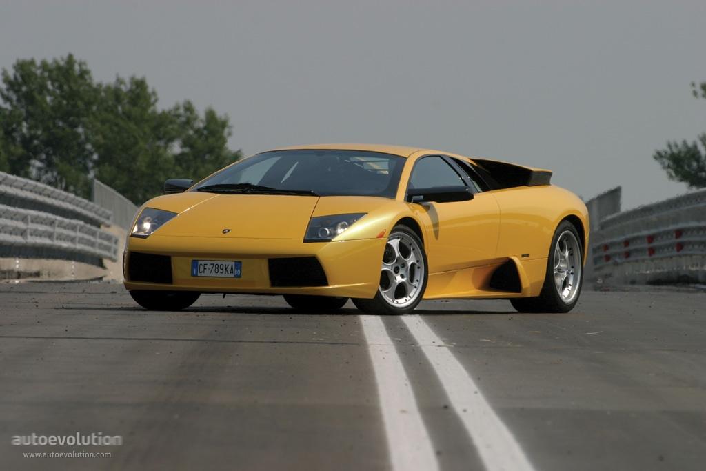 Lamborghini Murcielago Specs 2001 2002 2003 2004