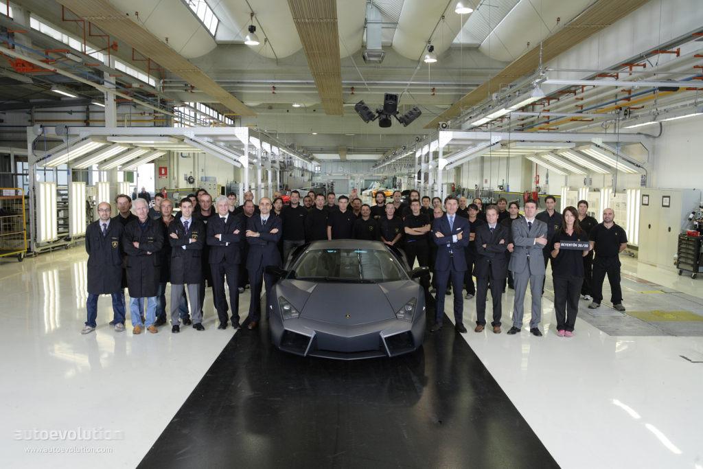 Lamborghini Reventon 2008 2009