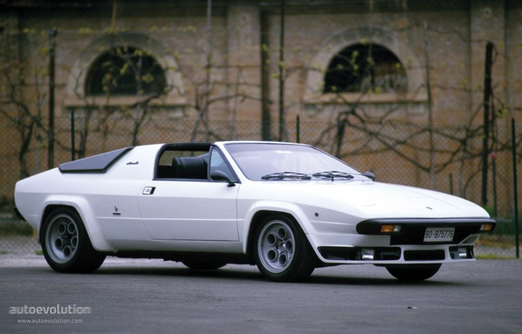 Lamborghini Silhouette P300 Specs Amp Photos 1976 1977 1978 1979 Autoevolution