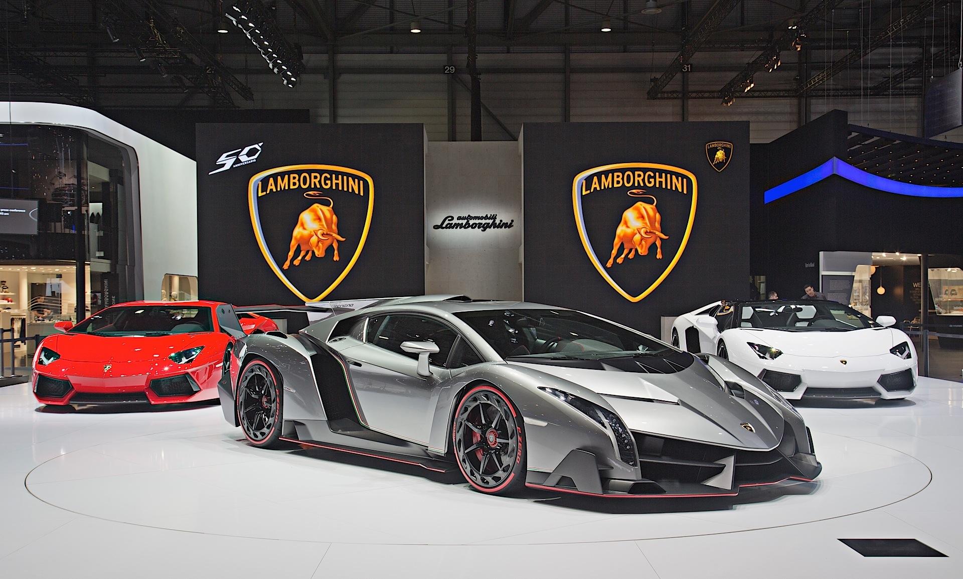 Lamborghini veneno 2013 2014 2015 2016 2017 autoevolution