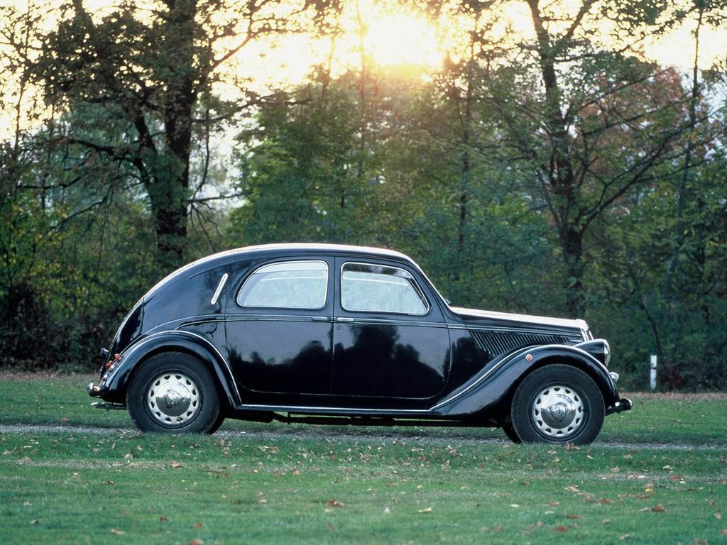 LANCIA Aprilia specs - 1937, 1938, 1939 - autoevolution
