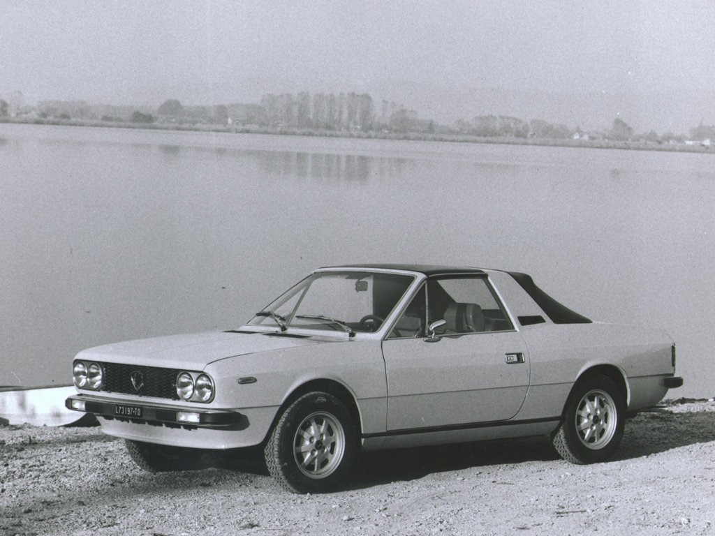 lancia beta spider specs & photos - 1973, 1974, 1975, 1976, 1977