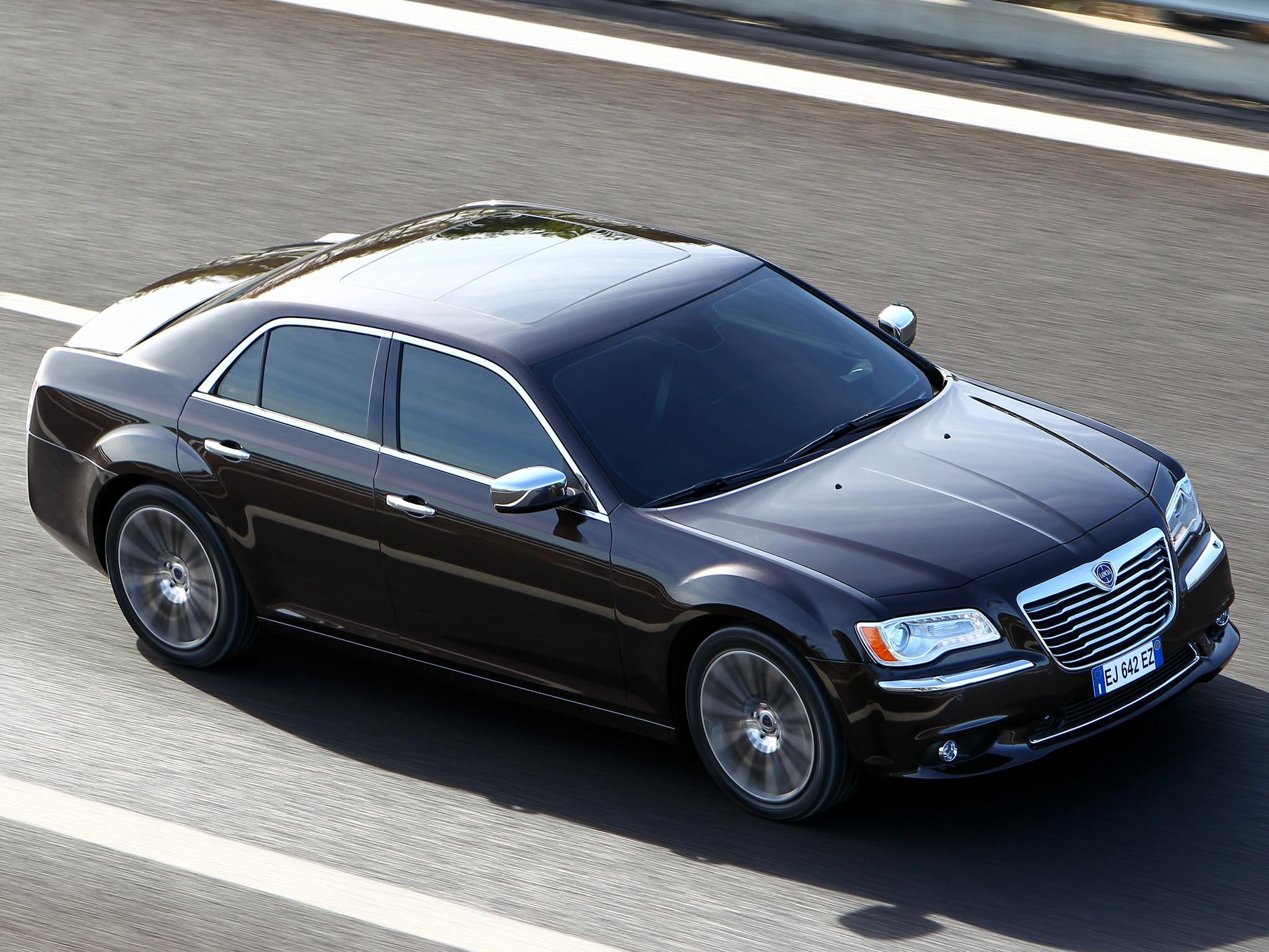 """Chrysler 300C, Dodge Magnum et Lancia Thema  Le Forum des """"Beautiful Brute •"""