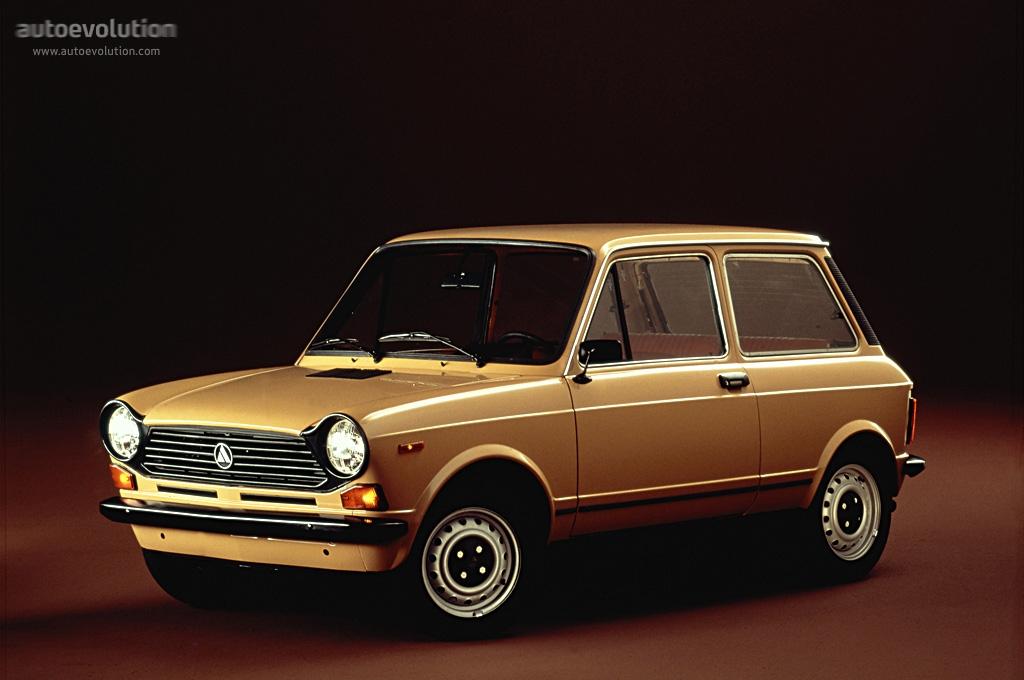 LANCIA A112 specs - 1982, 1983, 1984, 1985, 1986 - autoevolution