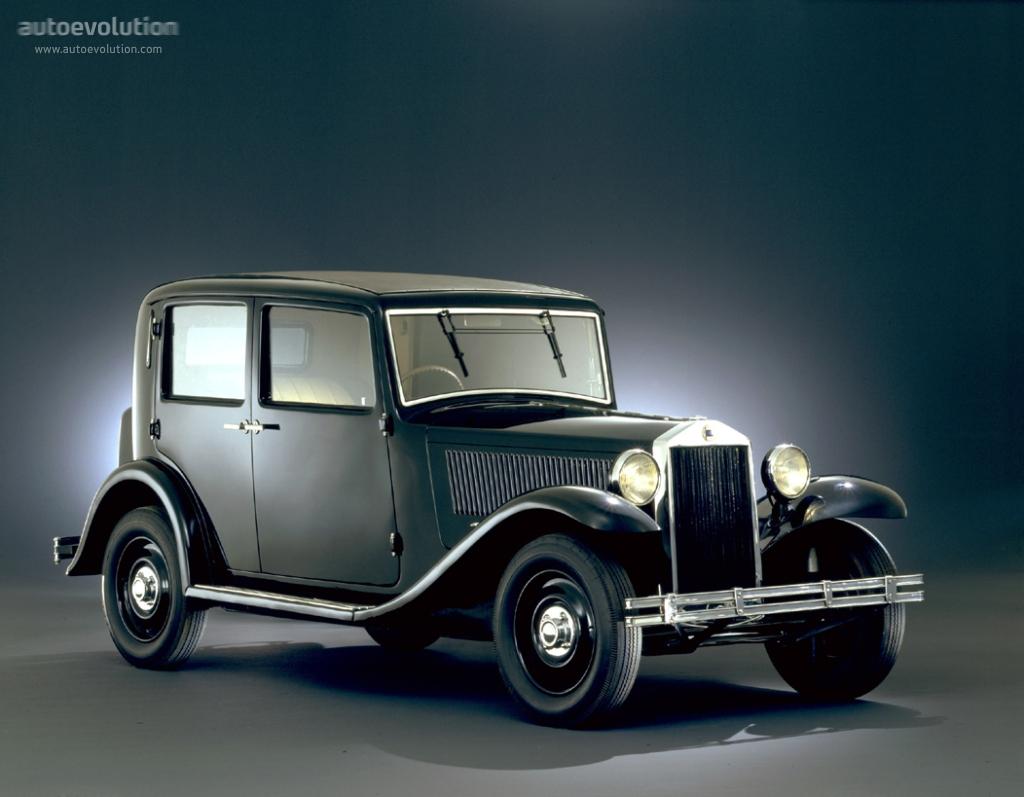 Lancia Augusta 1933 1934 1935 1936 1937 Autoevolution