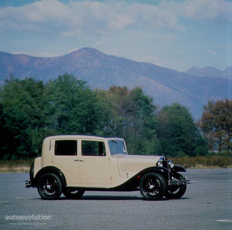 Lancia Augusta Specs Amp Photos 1933 1934 1935 1936