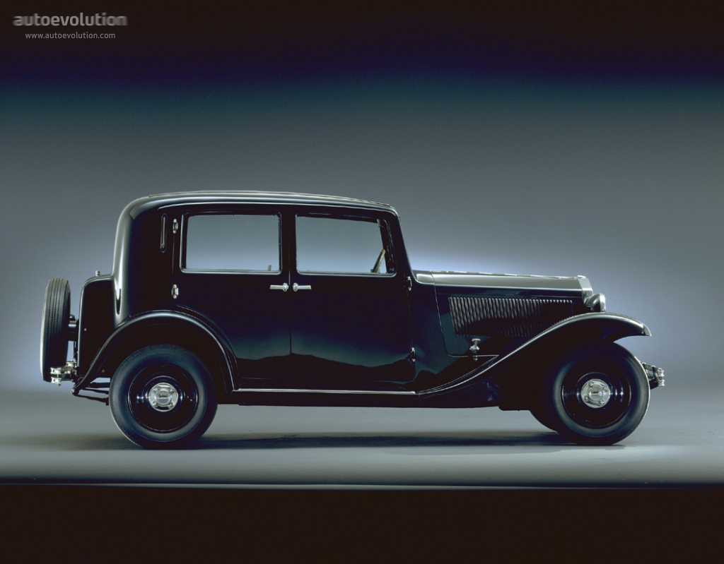 LANCIA Augusta specs & photos - 1933, 1934, 1935, 1936, 1937 - autoevolution