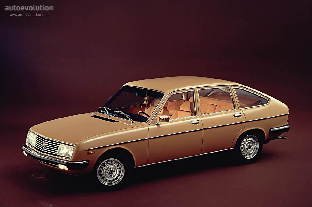 LANCIA Beta specs - 1975, 1976, 1977, 1978, 1979, 1980, 1981, 1982 ...