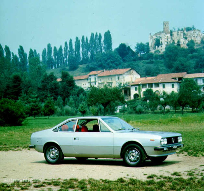 LANCIA Beta Coupe specs - 1973, 1974, 1975, 1976, 1977, 1978, 1979 ...