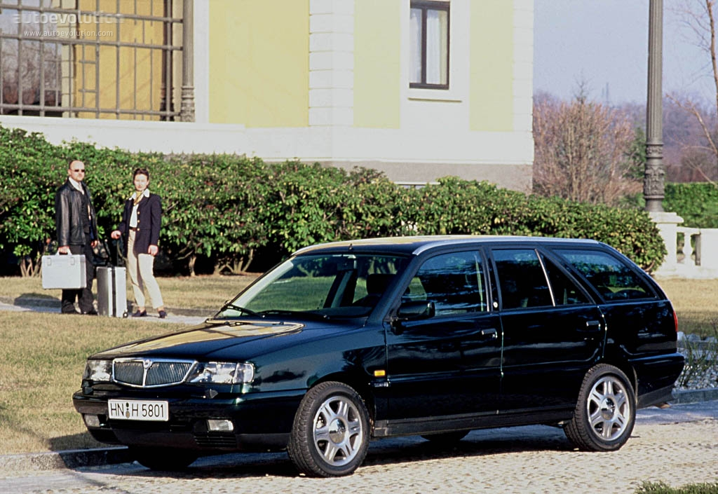 Lancia Dedra Station Wagon 1994 on 1997 honda accord specs