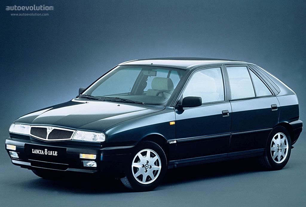 lancia delta specs 1993 1994 1995 1996 1997 1998 autoevolution. Black Bedroom Furniture Sets. Home Design Ideas