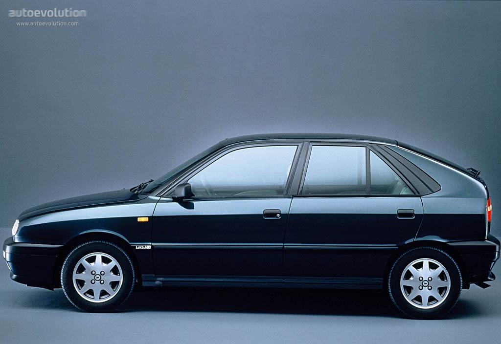 Lancia Delta Specs 1993 1994 1995 1996 1997 1998