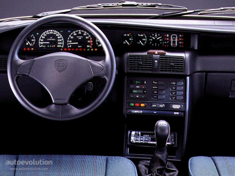 LANCIA Delta HPE specs - 1995, 1996, 1997, 1998 - autoevolution