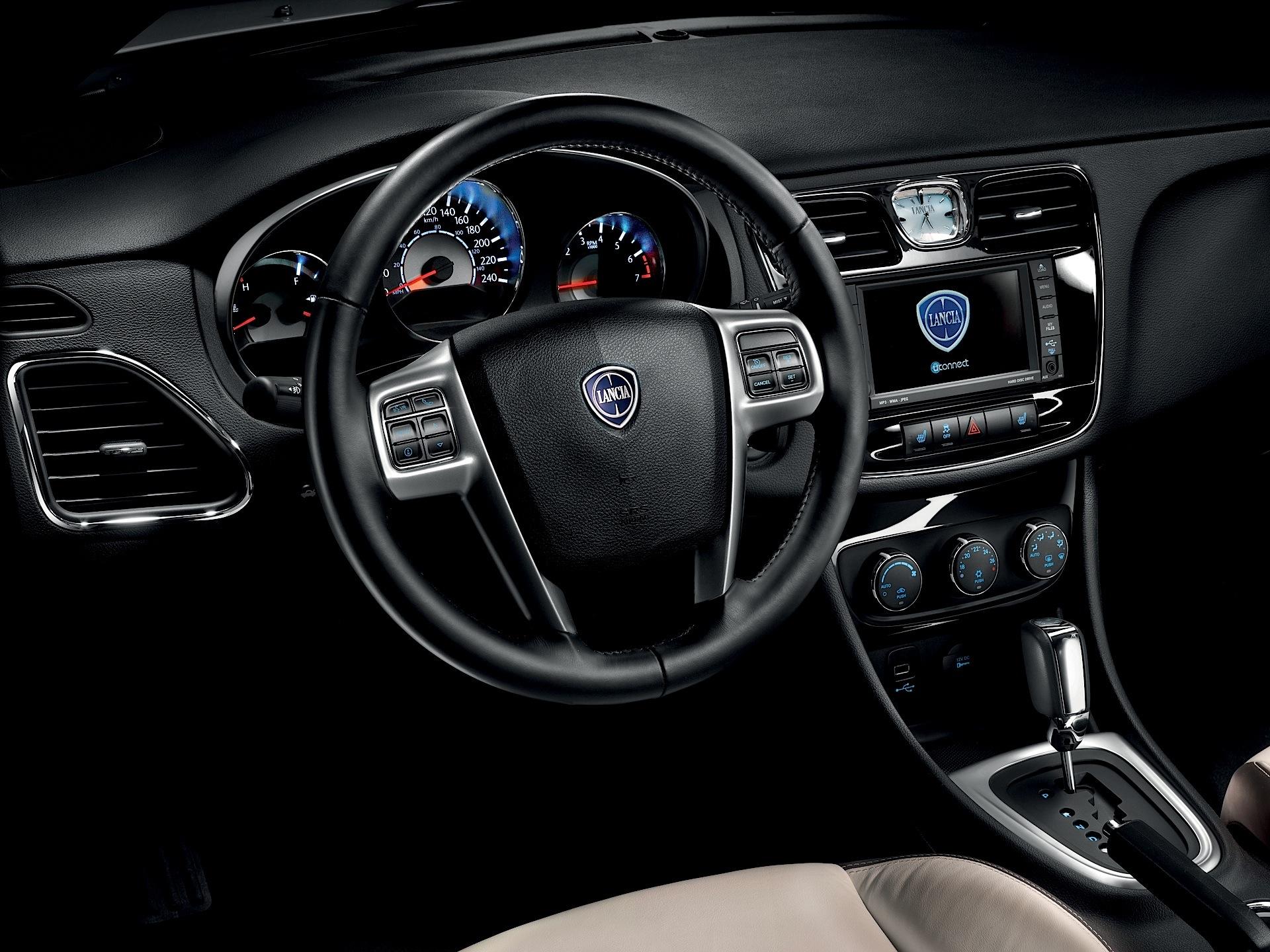 Lancia Flavia 2013 2014 2015 Autoevolution