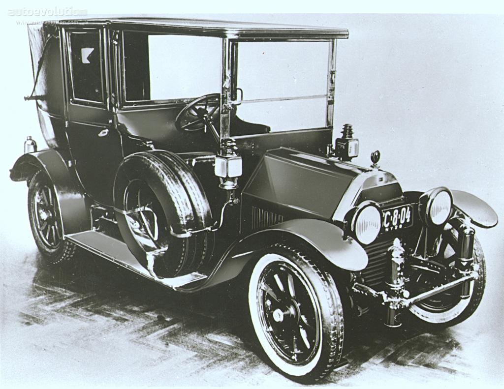 Lancia Gamma 20hp 1910 Autoevolution