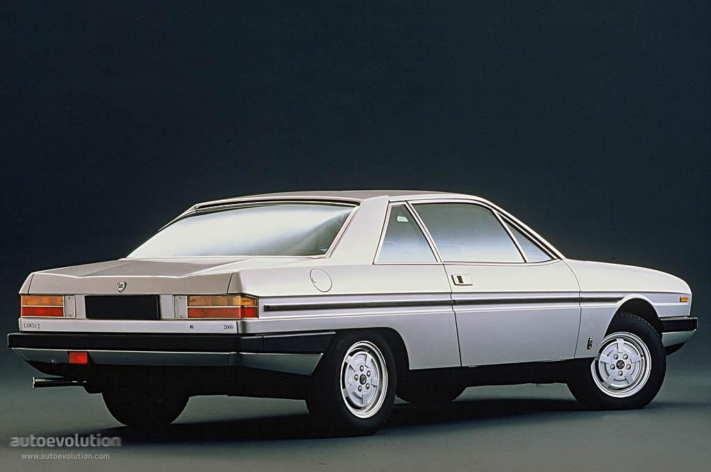 LANCIA Gamma Coupe specs - 1976, 1977, 1978, 1979, 1980 ...