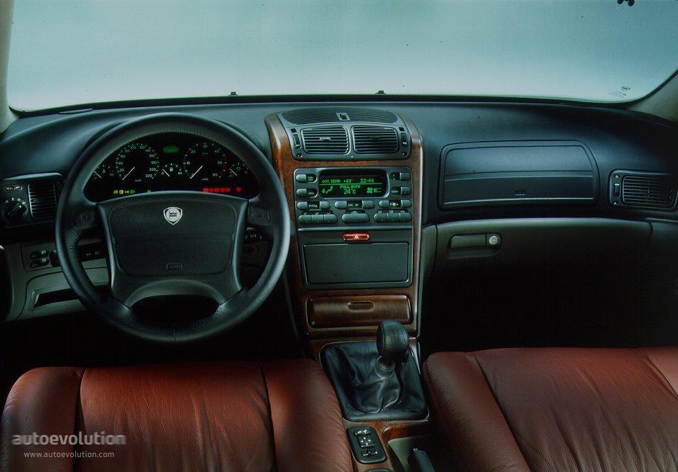 Lancia Kappa Specs Amp Photos 1995 1996 1997 1998 1999