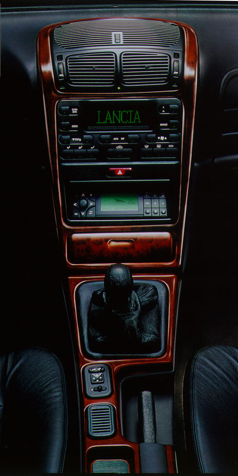 Lancia Kappa Specs 1995 1996 1997 1998 1999 2000