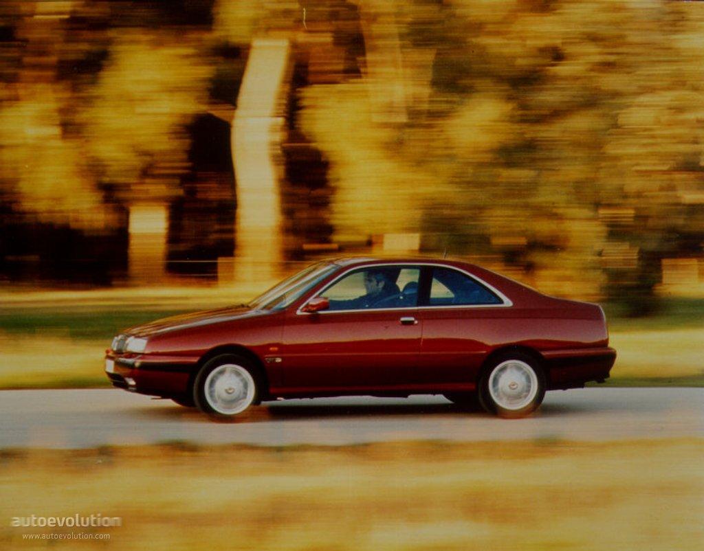 Lancia Kappa Coupe Specs 1997 1998 1999 2000
