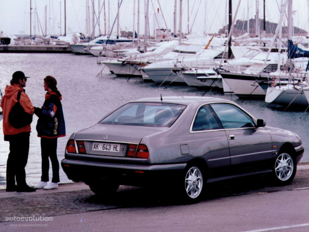 Lancia Kappa Coupe 1997 1998 1999 2000 Autoevolution