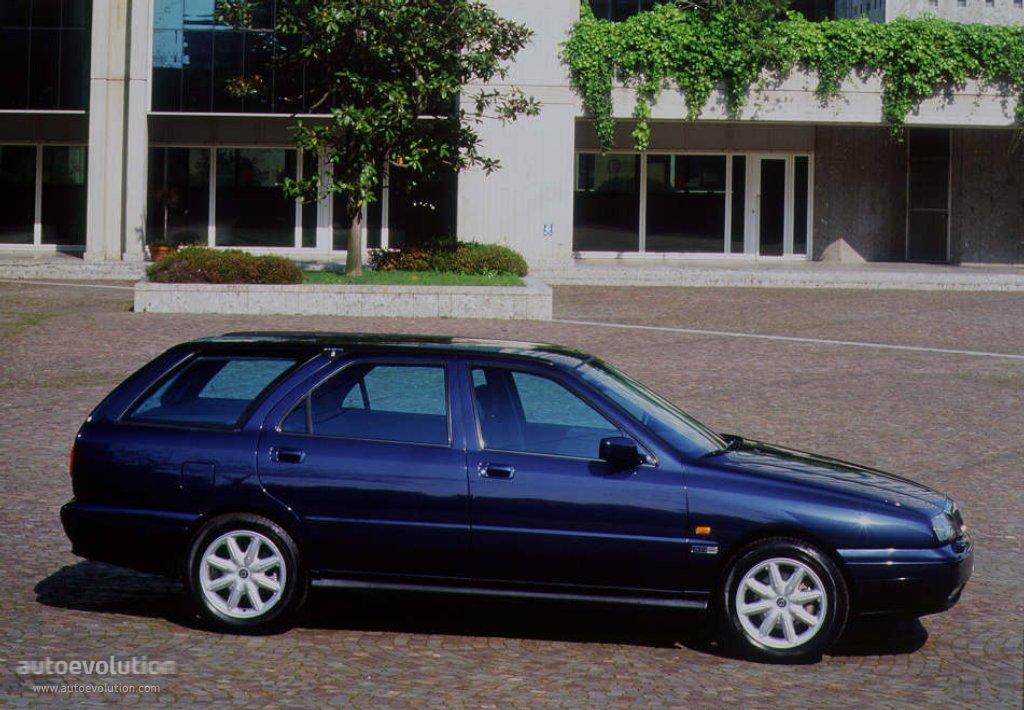 Lancia Kappa Sw Specs 1996 1997 1998 1999 2000