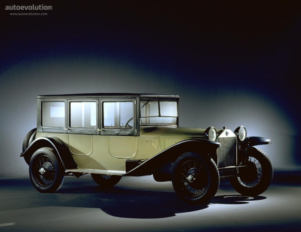 Lancia Lambda Specs 1922 1923 1924 1925 1926 1927