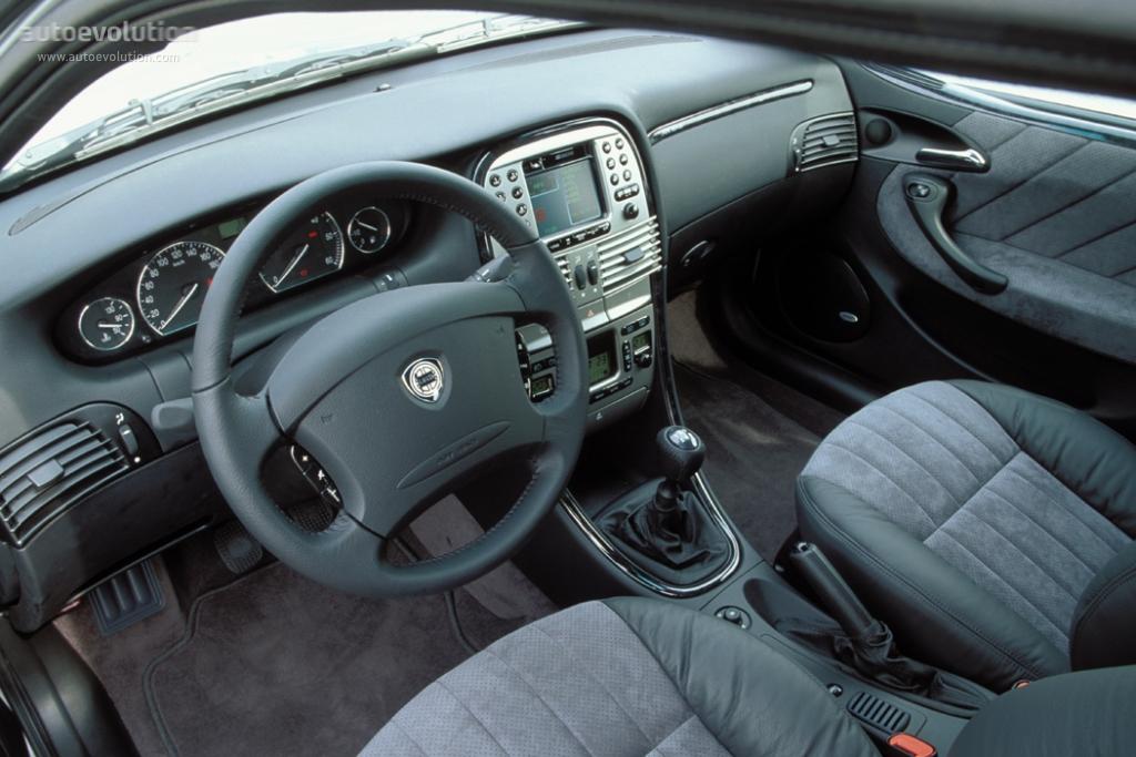Lancia Lybra Sw Specs 1999 2000 2001 2002 2003 2004