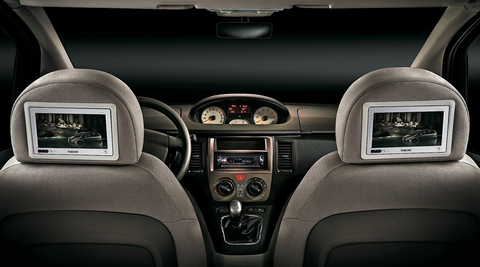 Cars That Start With D >> LANCIA Musa specs & photos - 2003, 2004, 2005, 2006, 2007, 2008, 2009, 2010, 2011, 2012 ...