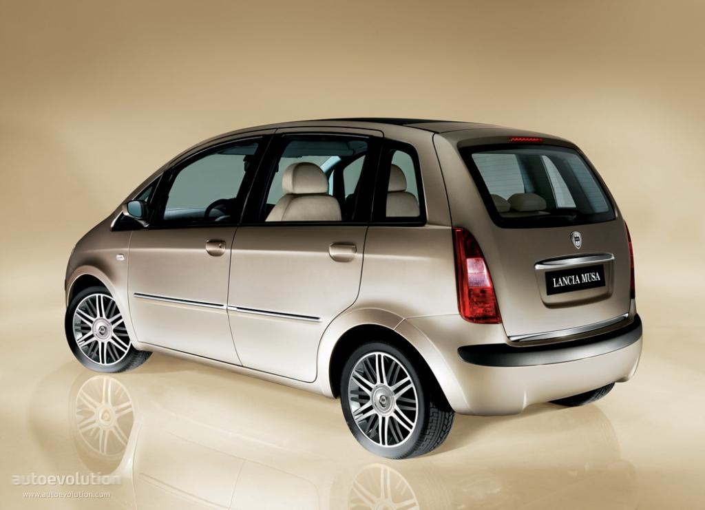 Lancia musa specs 2003 2004 2005 2006 2007 2008 2009 2010 2011 2012 autoevolution