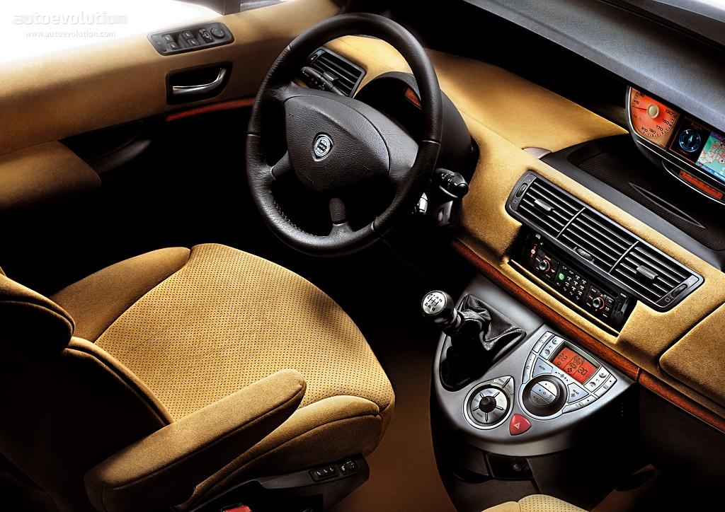 Lancia Phedra Specs 2002 2003 2004 2005 2006 2007