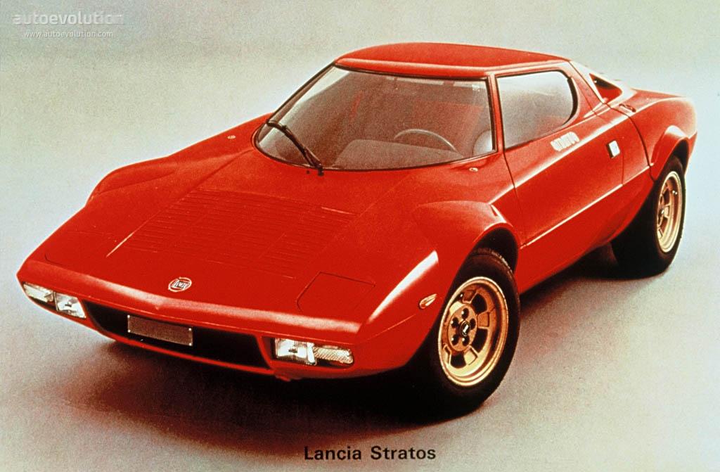 LANCIA Stratos specs - 1973, 1974, 1975 - autoevolution