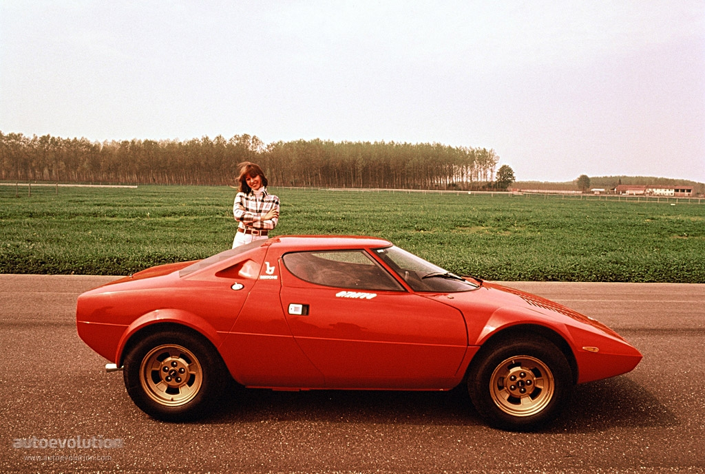 Lancia Stratos Specs Photos 1973 1974 1975 Autoevolution