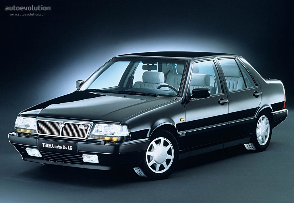 lancia thema specs 1988 1989 1990 1991 1992 autoevolution. Black Bedroom Furniture Sets. Home Design Ideas