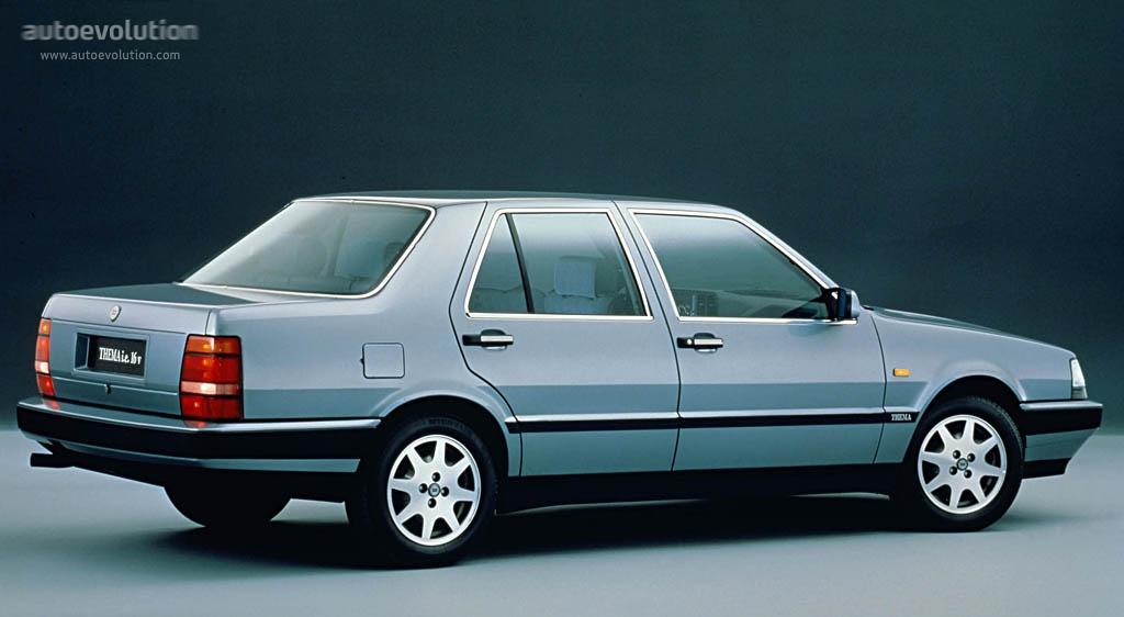 Lancia Thema Specs Amp Photos 1988 1989 1990 1991 1992