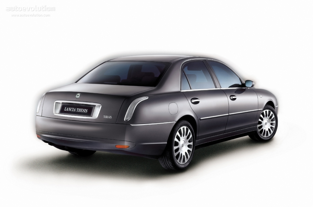 lancia thesis review 2004